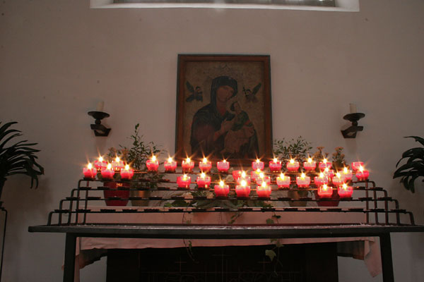 Herz Jesu Kerzen